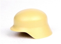 Tan Stahlhelm German Ww2 Helmet