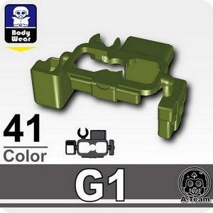 Tank Green Tactical Belt