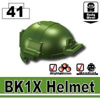 Tank Green Bk1X Tactical Helmet