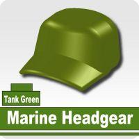 Tank Green Marine Hat Sniper Cap