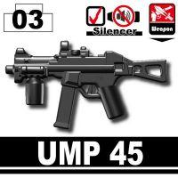 Ump 45 Sub Machine Gun