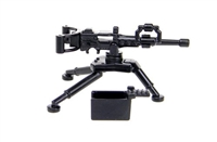 Browning M2 Machine Gun + Sm3 Tripod .50