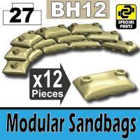 Bh12-3 Tan Sandbags