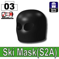 Ski Mask S2A Balaclava Minifigure Headgear