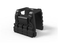 Minifigure Tactical Vest E1 Black