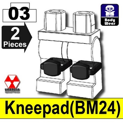 Knee Pads For Minifigure