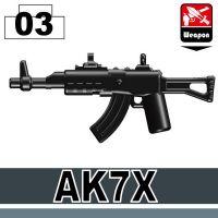 Ak7X Assault Rifle
