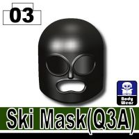 Minifigure Ski Mask Balaclava