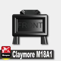 Minifigure Claymore Mine