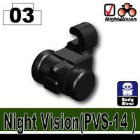 Pvs-14 Tactical Night Vision Goggles