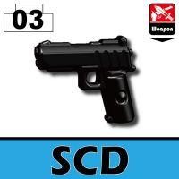 Scd Defender .45 Minifugre Pistol