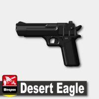 Desert Eagle .50 Minifigure Pistol