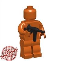 Minifigure Grease Gun M3 Smg