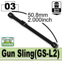 Gs-L2 Minifigure Army Gun Sling