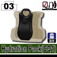 Minifigure Hydration Backpack